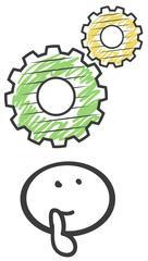 Wie funktioniert ein Dickenhobel?