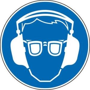 Unbedingt Gehörschutz tragen!