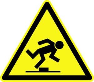 Arbeitsplatz sicher gestalten!