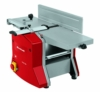 Einhell TH-SP 204 Hobelmaschine, 1.280 W, Hobelbreite 204 mm, Dickendurchlasshöhe 120 mm, Alu-Hobeltisch, Spanabsaugung -